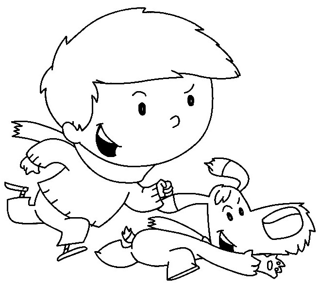 Coloriage dessins animes france 5 les zouzous woofy 1 - Dessin anime zouzous france 5 ...