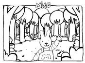 Coloriages dessins anim s france 5 les zouzous bonjour les enfants - Dessin anime zouzous france 5 ...