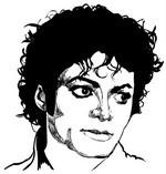 Dessin michael jackson imprimer - Michael jackson coloriage ...