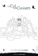Coloriage L'araignée