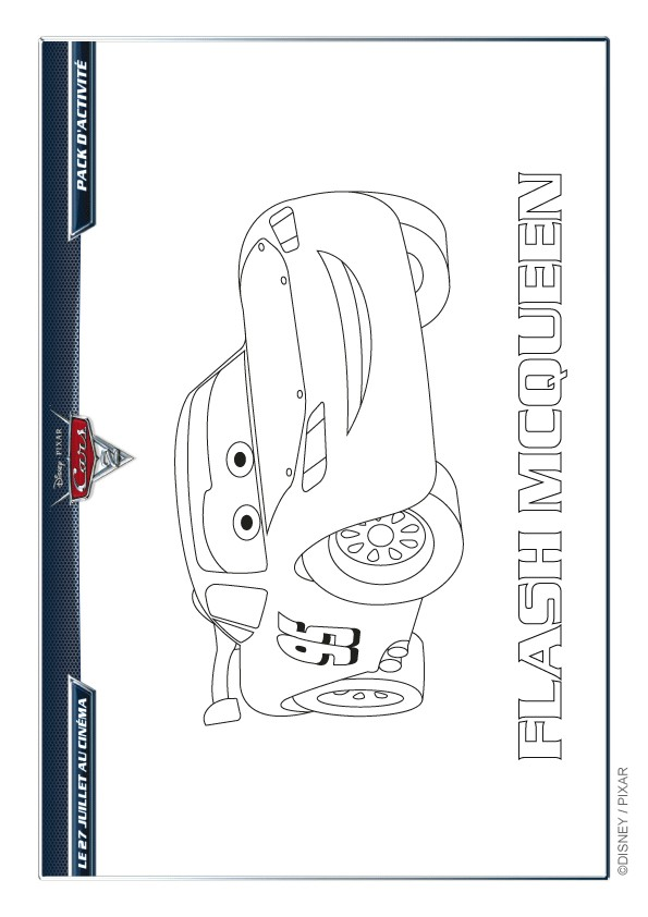 Index of coloriages 890 g - Coloriage cars jpg ...