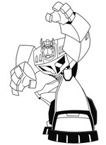 Coloriage Coloriage Transformers 3