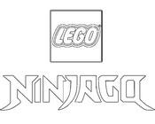 Coloriage Logo Ninjago