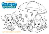 Coloriages bubulle guppies bonjour les enfants - Jeux bubble guppies ...