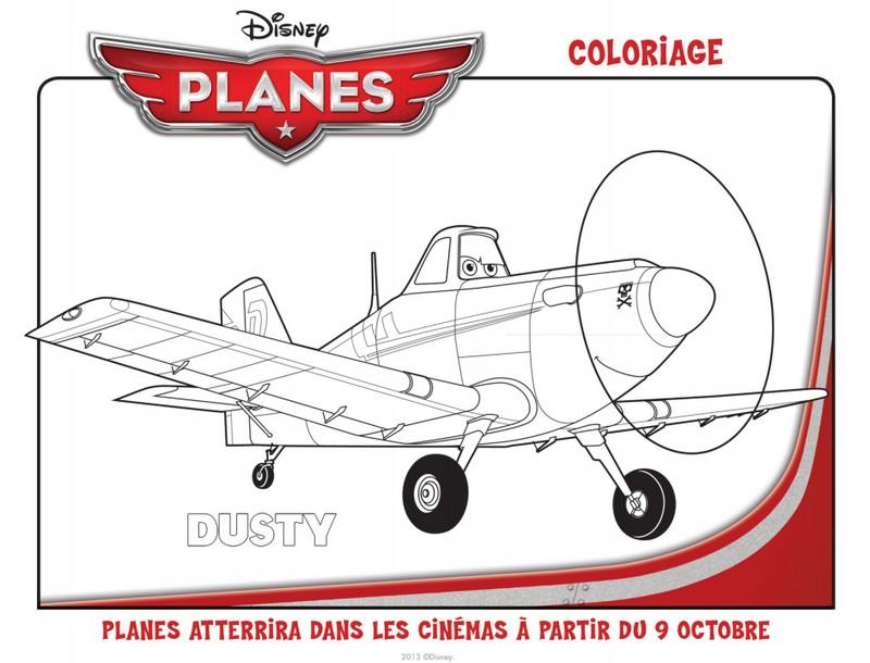 Coloriage planes 3 - Planes coloriage ...