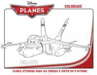 Coloriage Planes