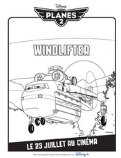 Coloriage Windlifter