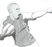 Coloriage Thierry Henry