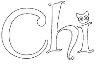 Coloriage Chat Chi.Coloriages Chi Une Vie De Chat Coloriage