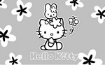 Coloriage en ligne Hello Kitty