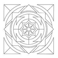 coloriages en ligne mandalas