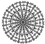 Coloriage en ligne Mandala Halloween