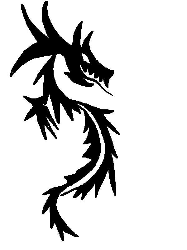 apprendre dessiner un dragon chinois. Black Bedroom Furniture Sets. Home Design Ideas
