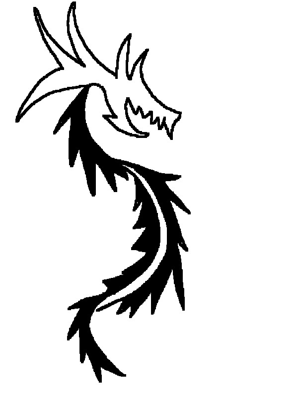 Apprendre à Dessiner Un Dragon Chinois