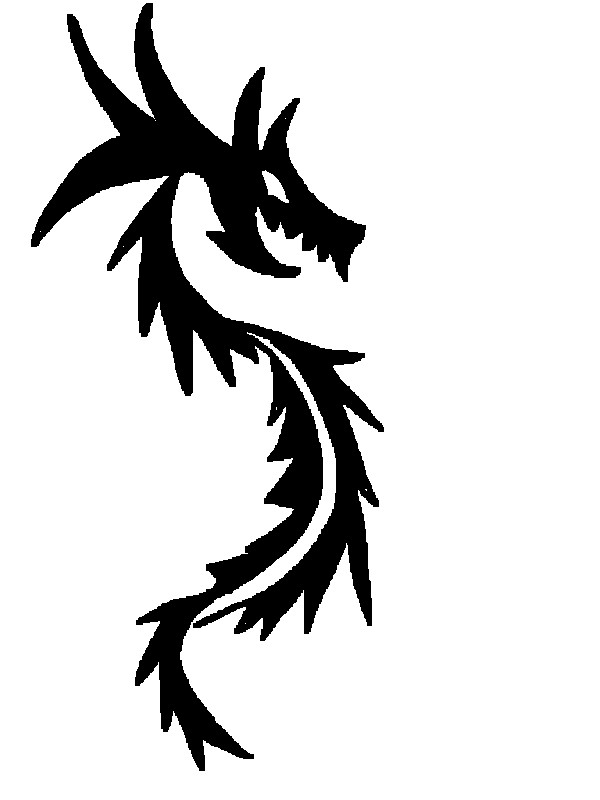 Apprendre dessiner un dragon chinois - Dessin facile de dragon ...