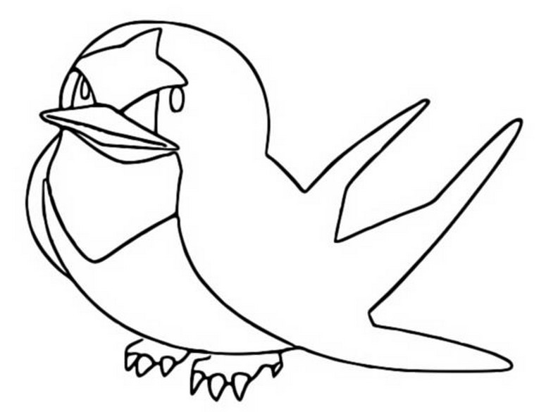 gallade coloring pages - photo#24