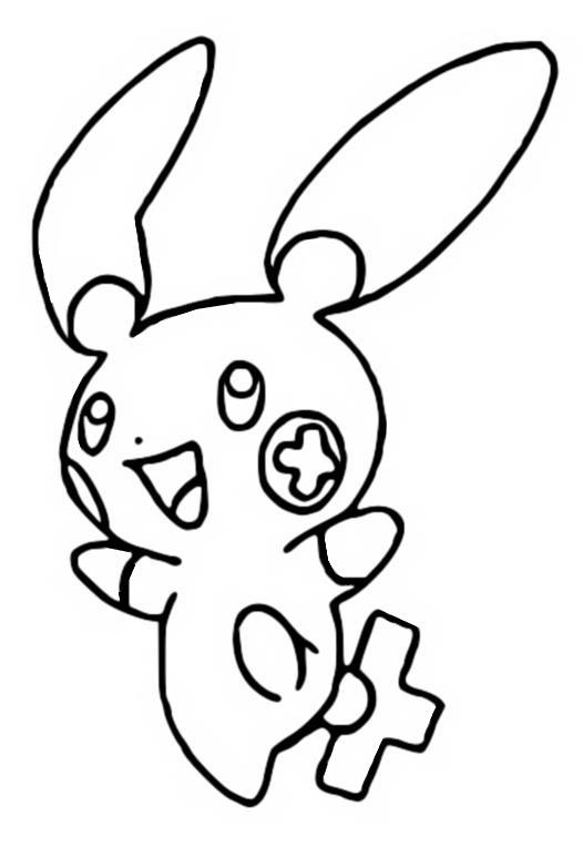 Coloriages Pokemon Posipi Dessins Pokemon