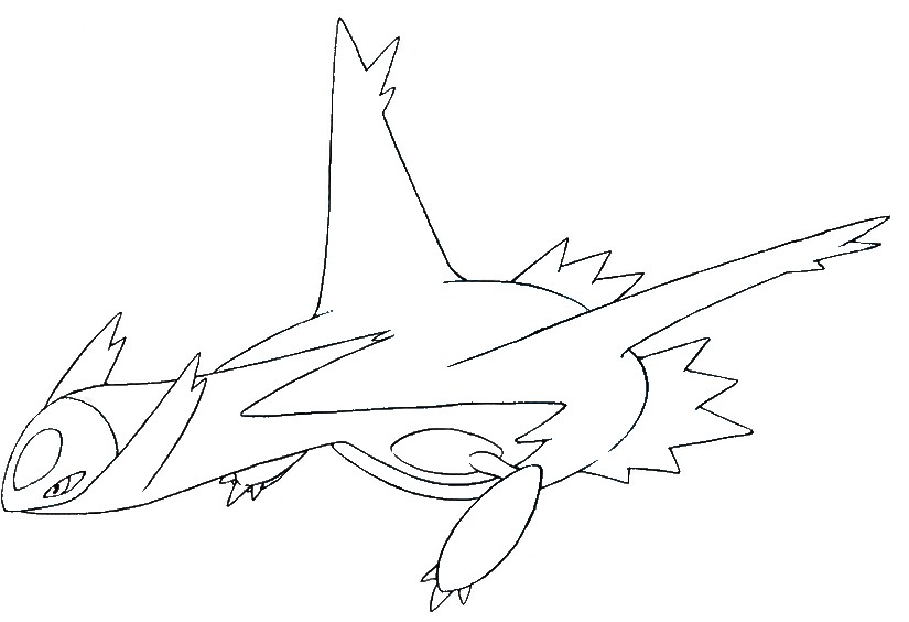 Kleurplaten Pokemon Latias Latios.Index Of Pokemon