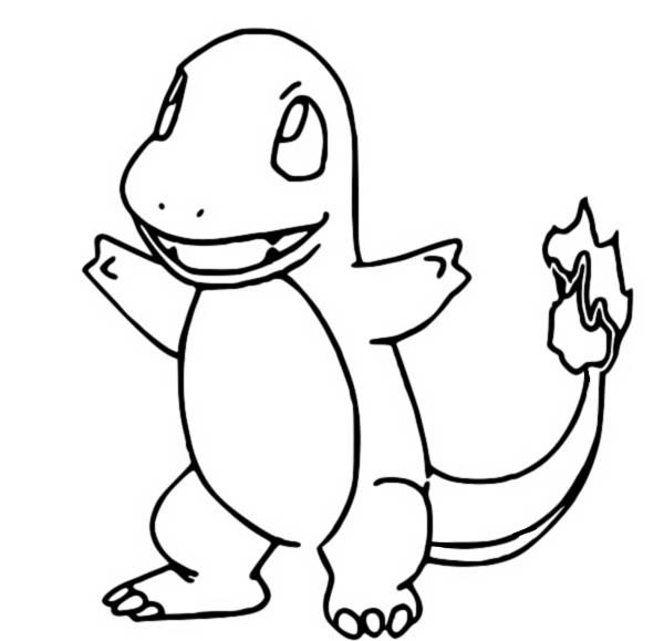 charizard coloring page - Charizard Printable Coloring Pages