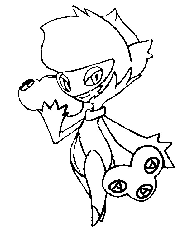 pussyfoot coloring pages - photo#21