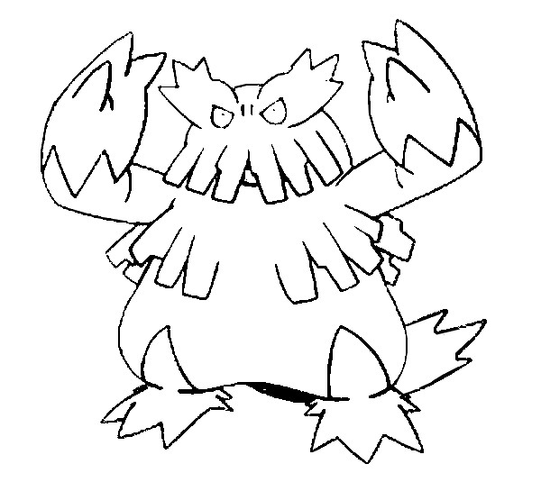 Pokemon Pokeball Coloring Pages Images