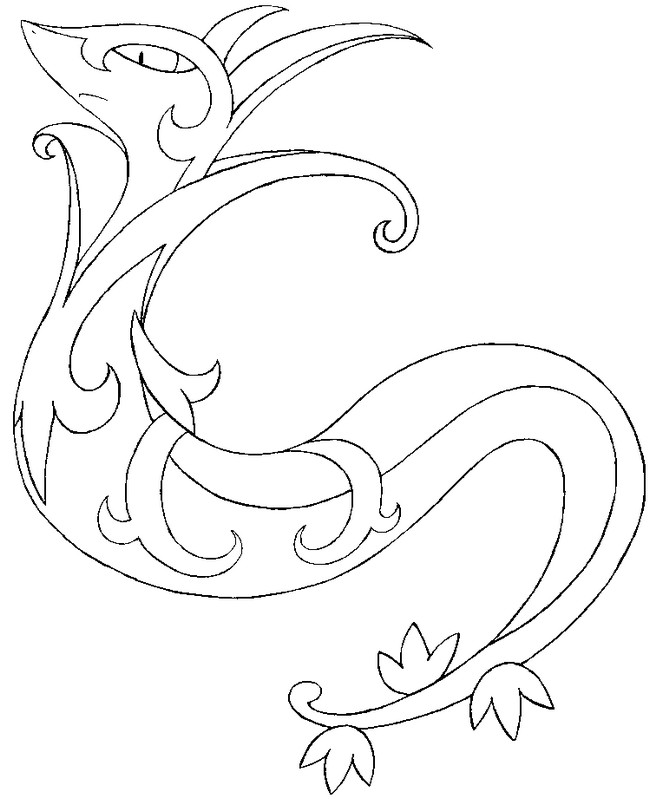 Free pokemon ex coloring pages for Pokemon ex coloring pages