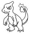 Coloriages Pokemon Coloriage 1 20