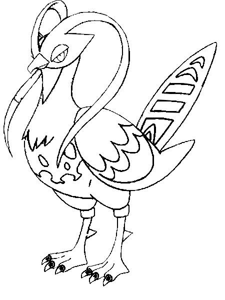 Coloriages Pokemon - Deflaisan - Dessins Pokemon