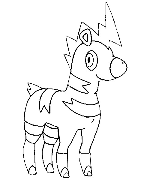 Pokemon Coloring Pages Boldore Best Ideas For Printable And