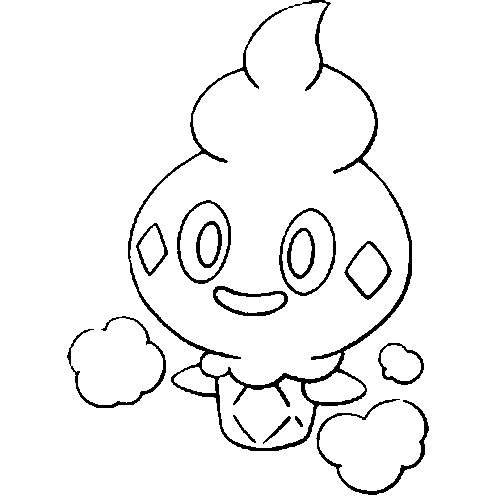 Psyduck Coloring Pages Coloring Pages