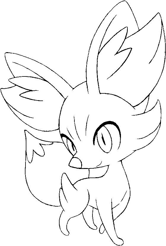 comment dessiner feunnec