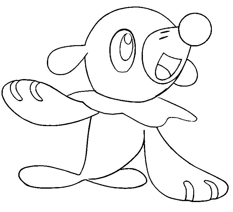 Elegante Disegni Da Colorare Dei Pokemon Di Alola E I Tapu