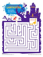 Jeu Labyrinthe du Chat Potté