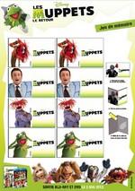 Jeu Mémory Muppets - 1