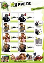 Jeu Mémory Muppets - 2