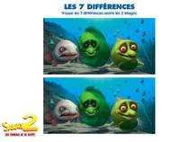 Jeu Les 7 différences