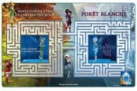 Jeu Labyrinthe vers la forêt blanche