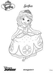 Jeu Princesse Sofia