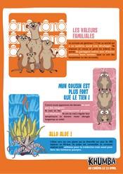 Jeu Découverte: suricate, daman et aloe