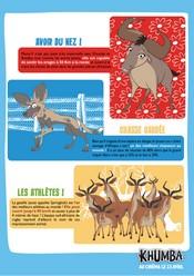 Jeu Découverte: gnou, lycaon, gazelle
