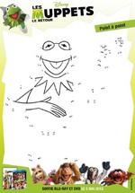 Jeu Points à relier Muppets