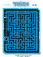 Jeu Labyrinthe Tron