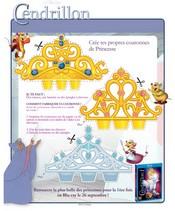 Jeu Découpage couronne de princesse