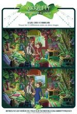 Jeu Jeu des différences Arrietty