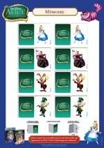 Jeu Mémory Alice - 2