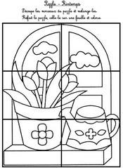 Jeu Puzzle: Le printemps
