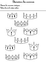 activites maternelle rois